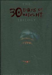 Complete 30 Days of Night Trilogy Signed Hardcover Set